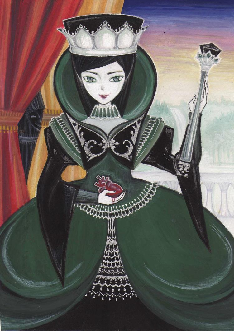 [Original Character] Queen Hel by MorganMartini