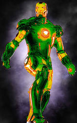 Gamma-Iron Man