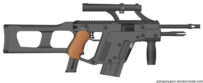 Crzy Gunz Double-T.R.O.U.B.L.E by AlphaRaptor2k6
