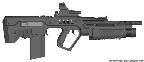 Just a Bull_S41t_gun