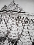 Distant Mountain - Traditional Media