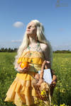 Luna Lovegood cosplay