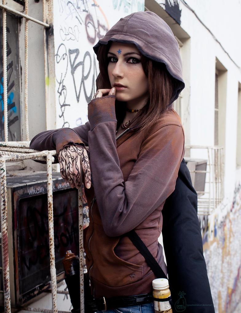 KAT cosplay by LaynesLionRedCat