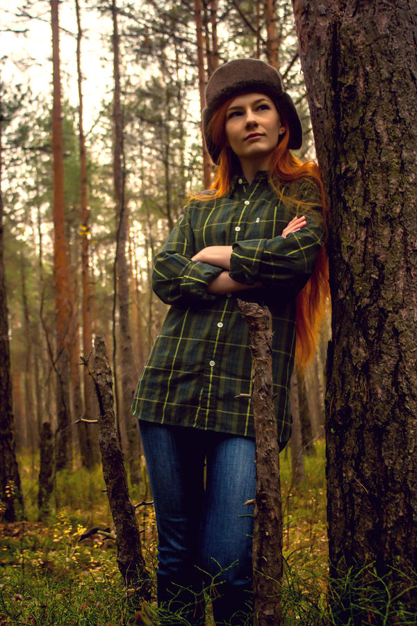 Wendy Corduroy by LaynesLionRedCat