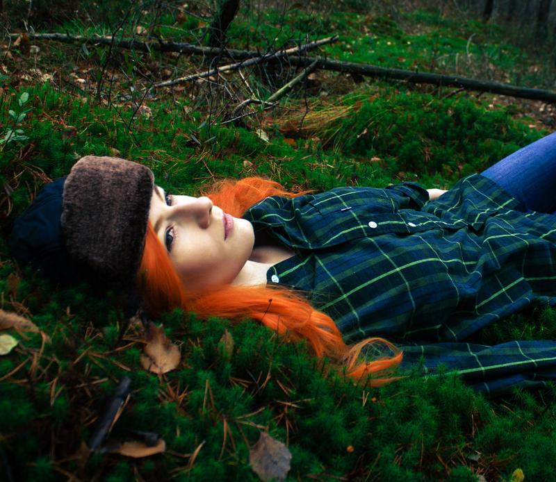 Wendy by LaynesLionRedCat