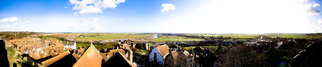 rye panorama by jc-photo
