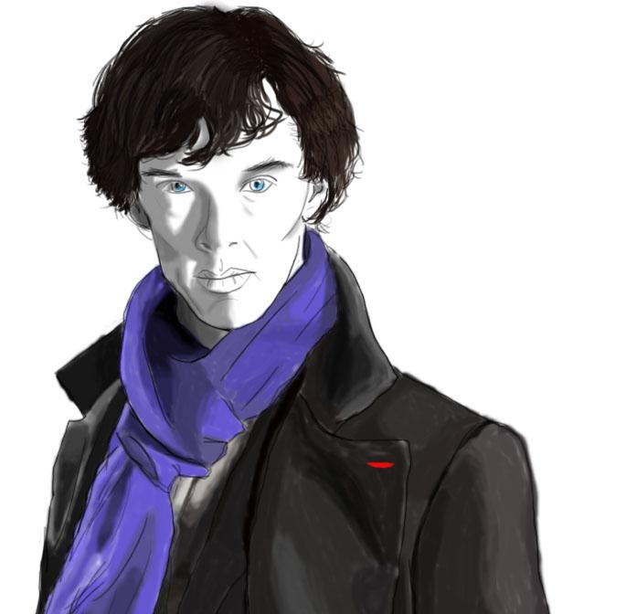 Sherlock by ReleaseCthulhu