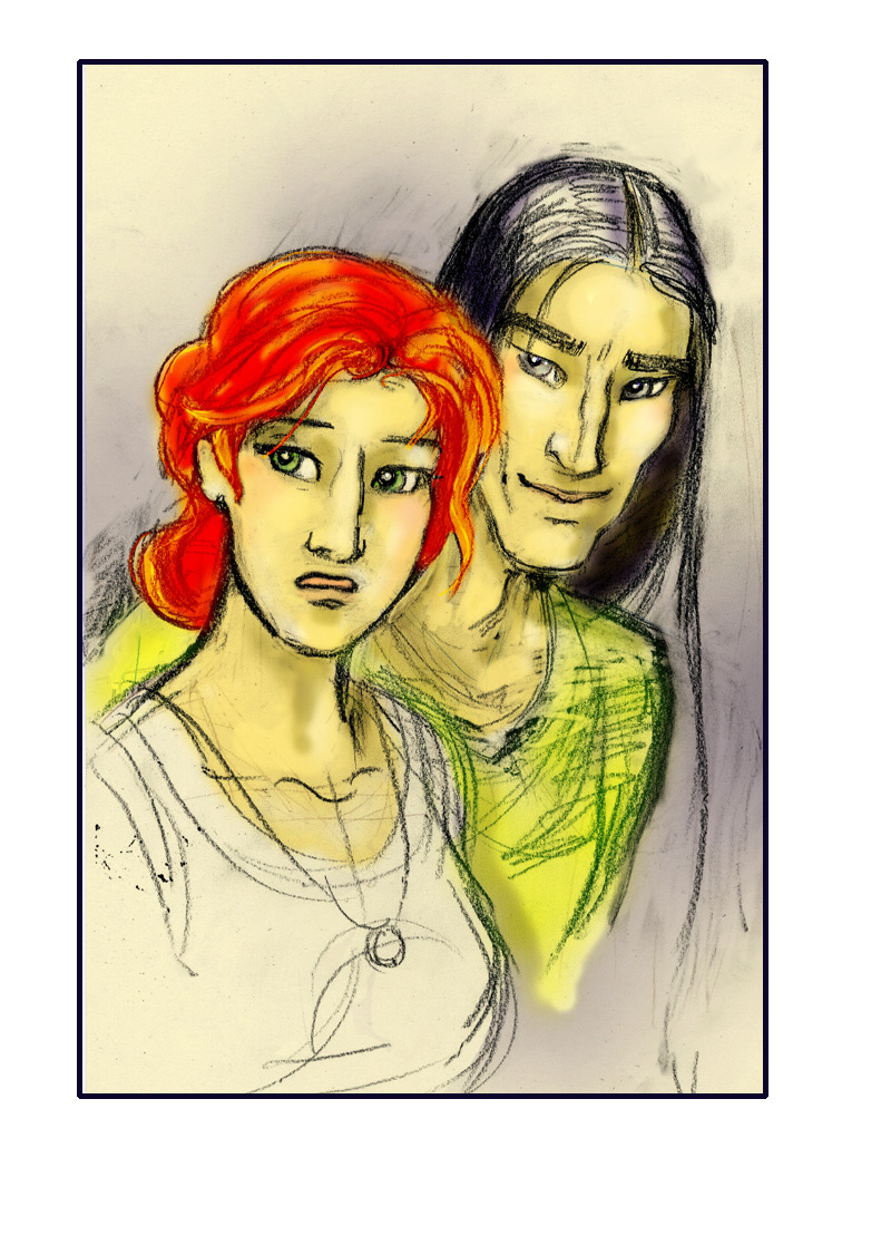 Wyn and Christopher Colour