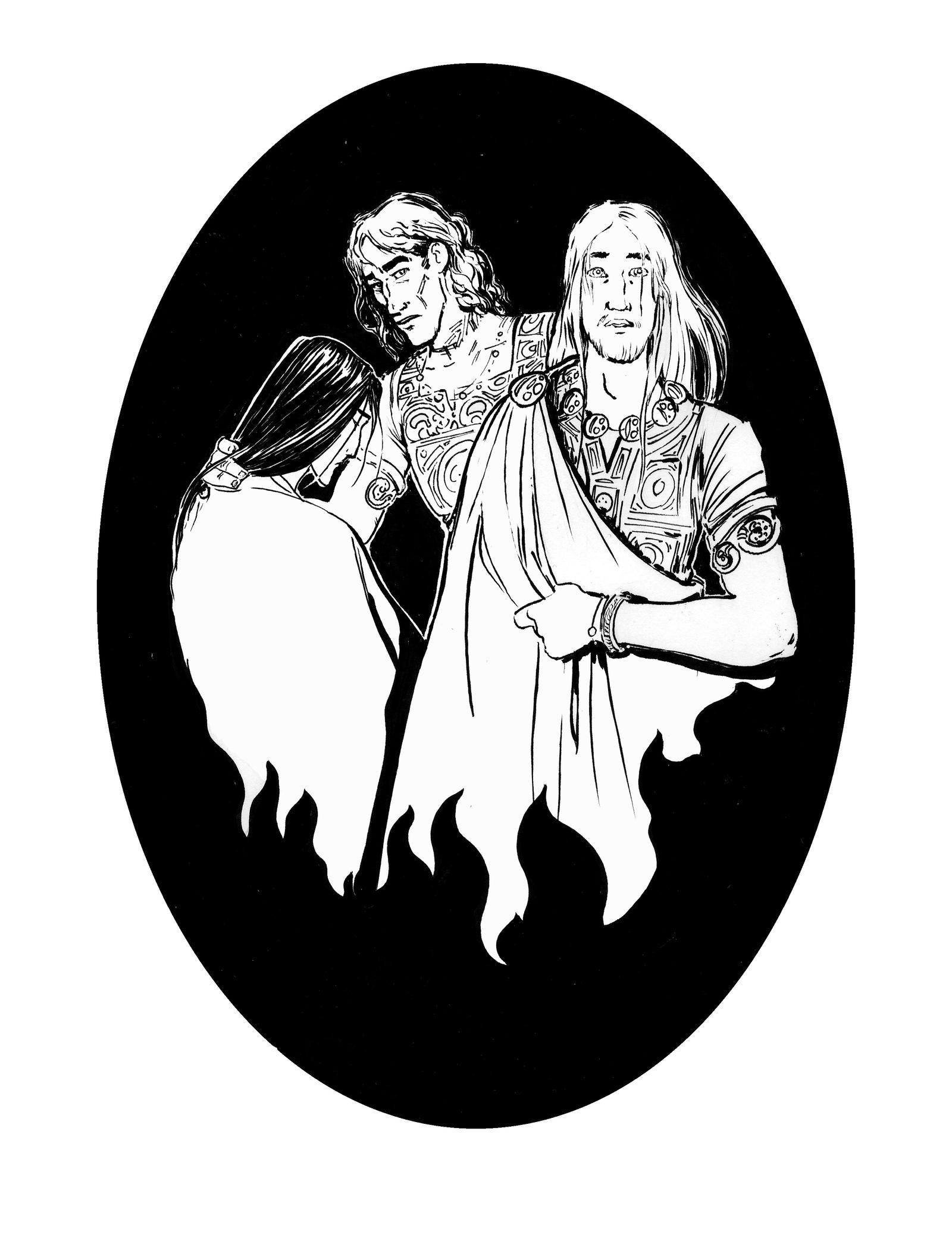 Ashkr and Solmundr
