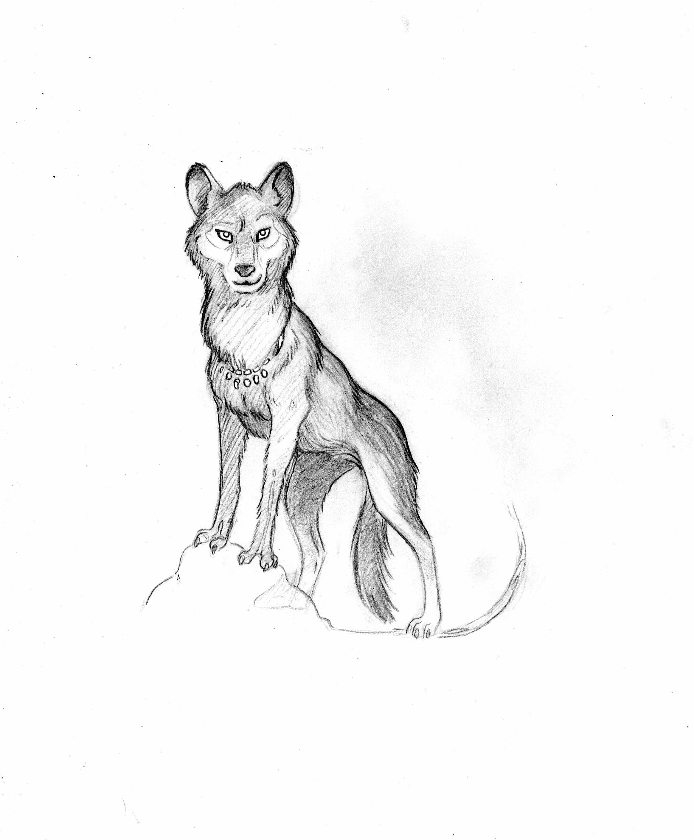 Christopher Garron (as Wolf) Tattoo by tinycoward