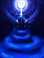 Lunar Fantasy by MinElvi