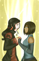Legend Of Korra: Korrasami by PrincePhantom