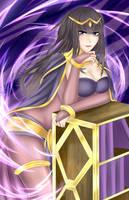 Fire Emblem: Tharja by PrincePhantom