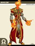 Fireborn Adept