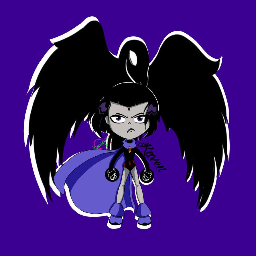 Beautiful Dark Girls PT 2: RAVEN by Wicked-Invasion