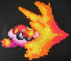 Kirby Punch by super-baka