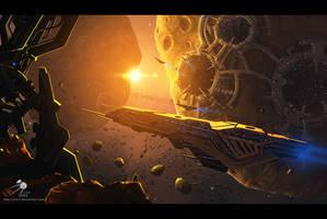 Mine Titan - 27c by ArtistMEF