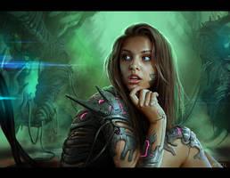 Nastia by ArtistMEF