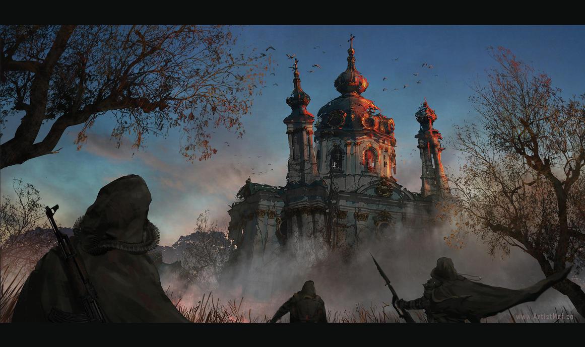 asylum by M3-f