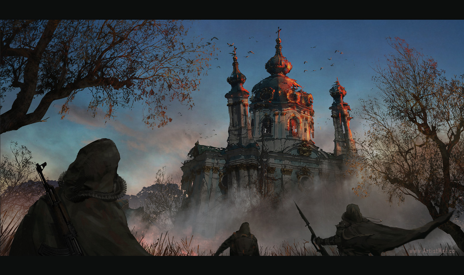 asylum by ArtistMEF