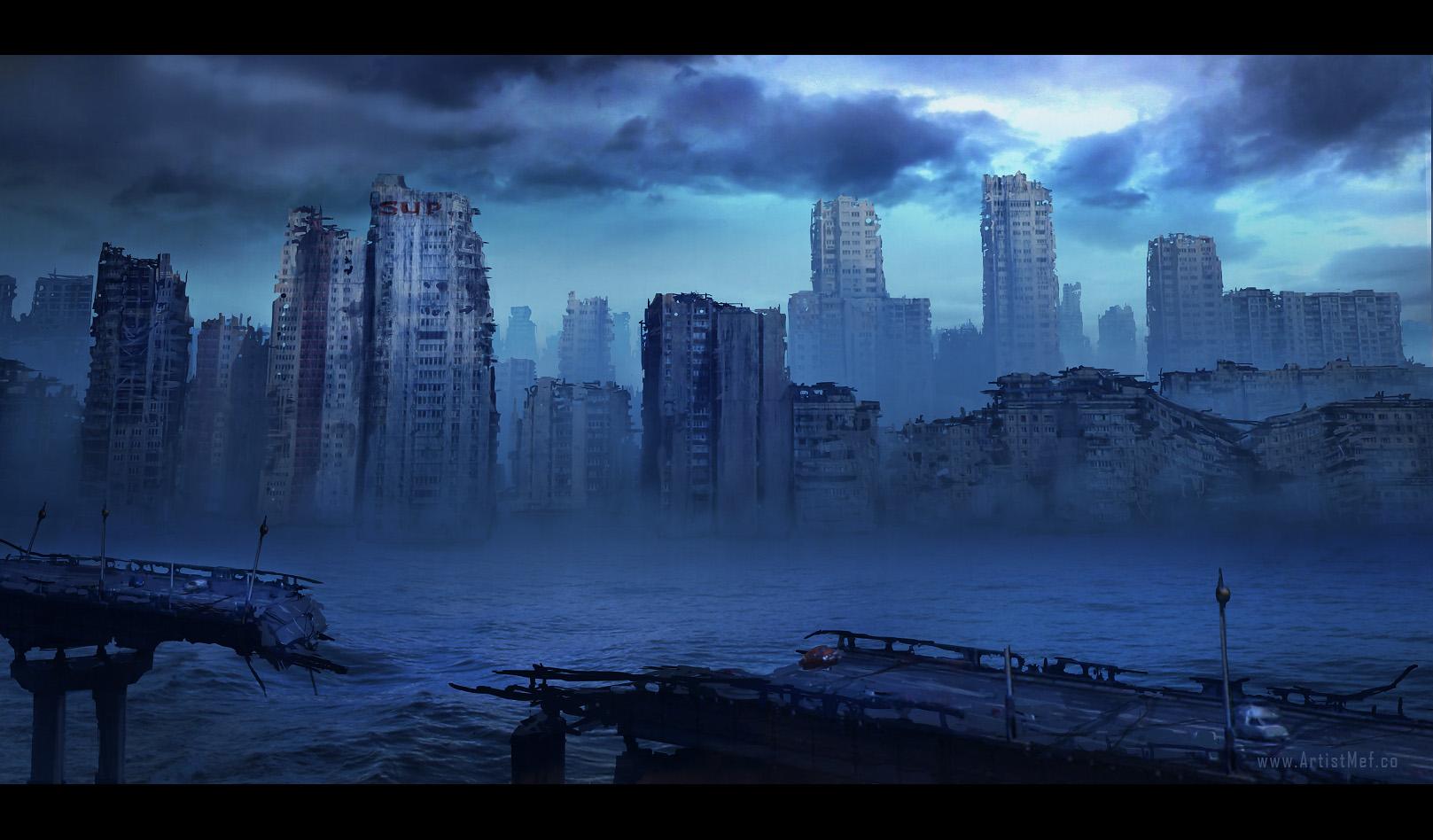 Kiev Cries by ArtistMEF