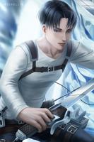 Levi - Attack on Titan by Wickellia