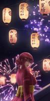 Commission - Itsuki Nakano