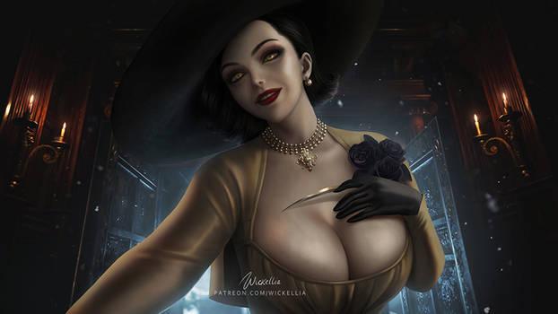 Lady Dimitrescu - Resident Evil Village