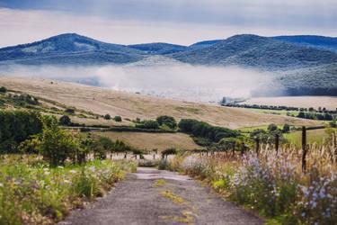 Hungarian landscape by Norrington1