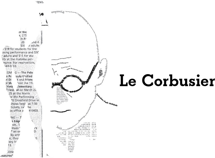 an analysis of le corbusier The villa stein, built from 1926-1928 was one of le corbusier's first full expressions of his maison domino philosophy, and an important waypoint in early modern.