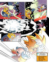 Mobius Legends Issue #1 - Page 1