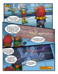 Mobius Legends Issue #1 - Page 3