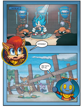 Mobius Legends Issue #1 - Page 4