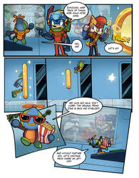 Mobius Legends Issue #1 - Page 6