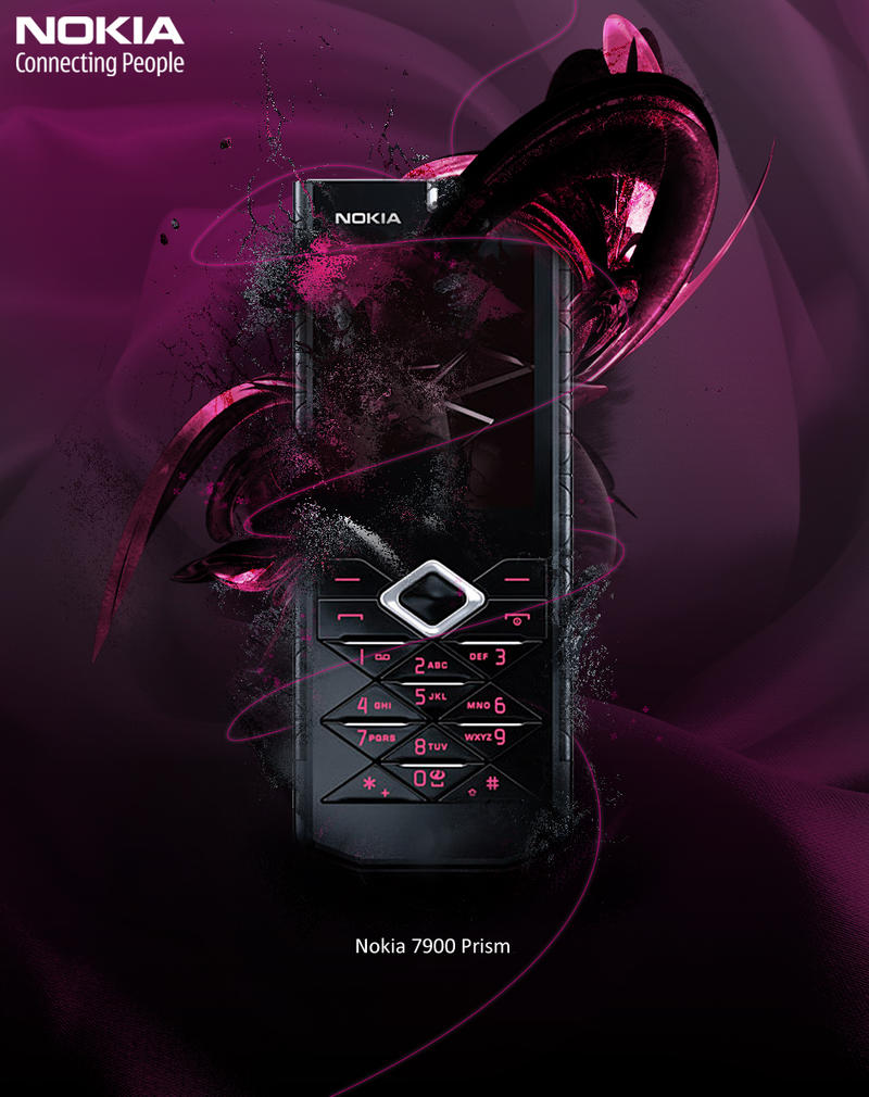 Nokia 7900 Prism by queedo