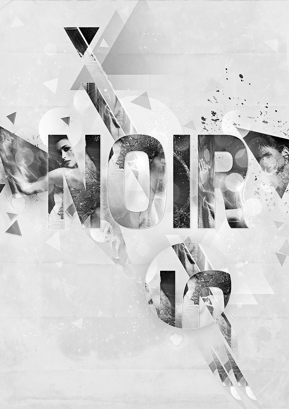 Noir RMX by queedo