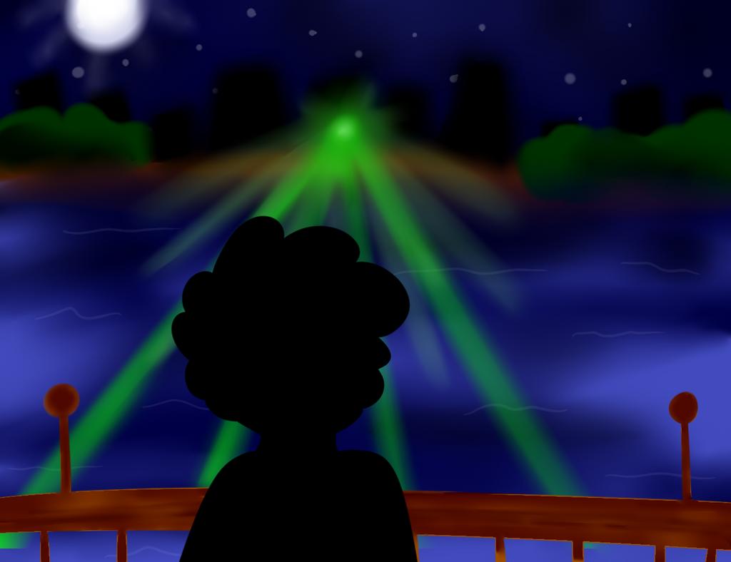 gatsby green light clip - photo #20