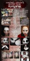 EASY cheap Bioshock Splicer mask tutorial