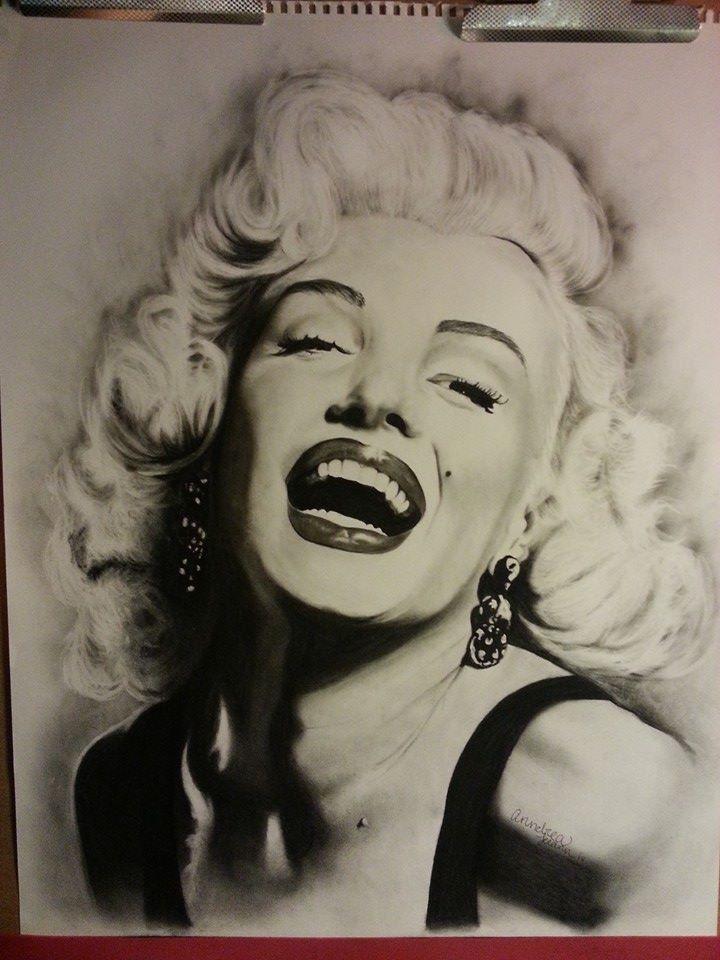 M.Monroe by AnndreaLeeann