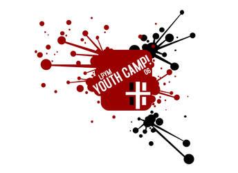 Youth Camp 06 shirt front by MartinHongChoAnn