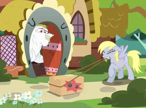 A Mailmare's Job