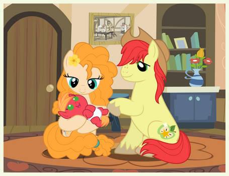 Family Snapshots Bonus - The Lost Apples