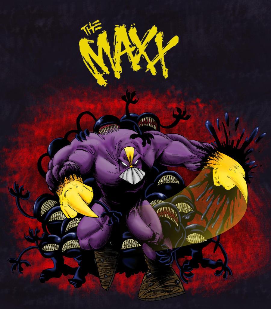 Maxx salary