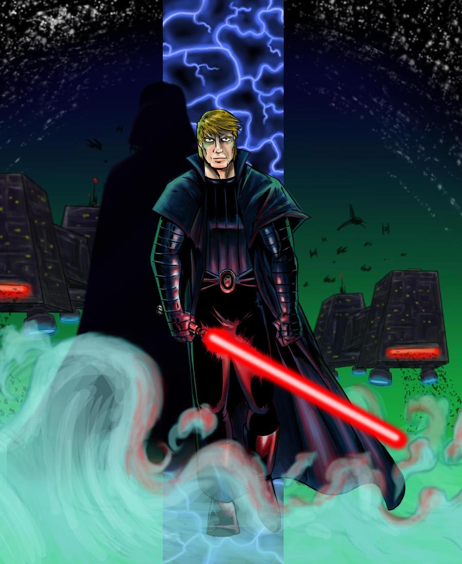 Luke Skywalker - Dark Empire by endemoniado on DeviantArt
