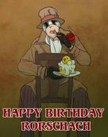 Happy Birthday! by kandagawagufu