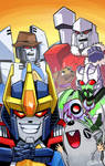 TRANSFORMERS HOLIDAY SPECIAL!