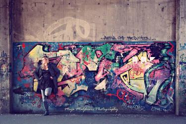 Beauty of urban chaos by retrohippiesummer