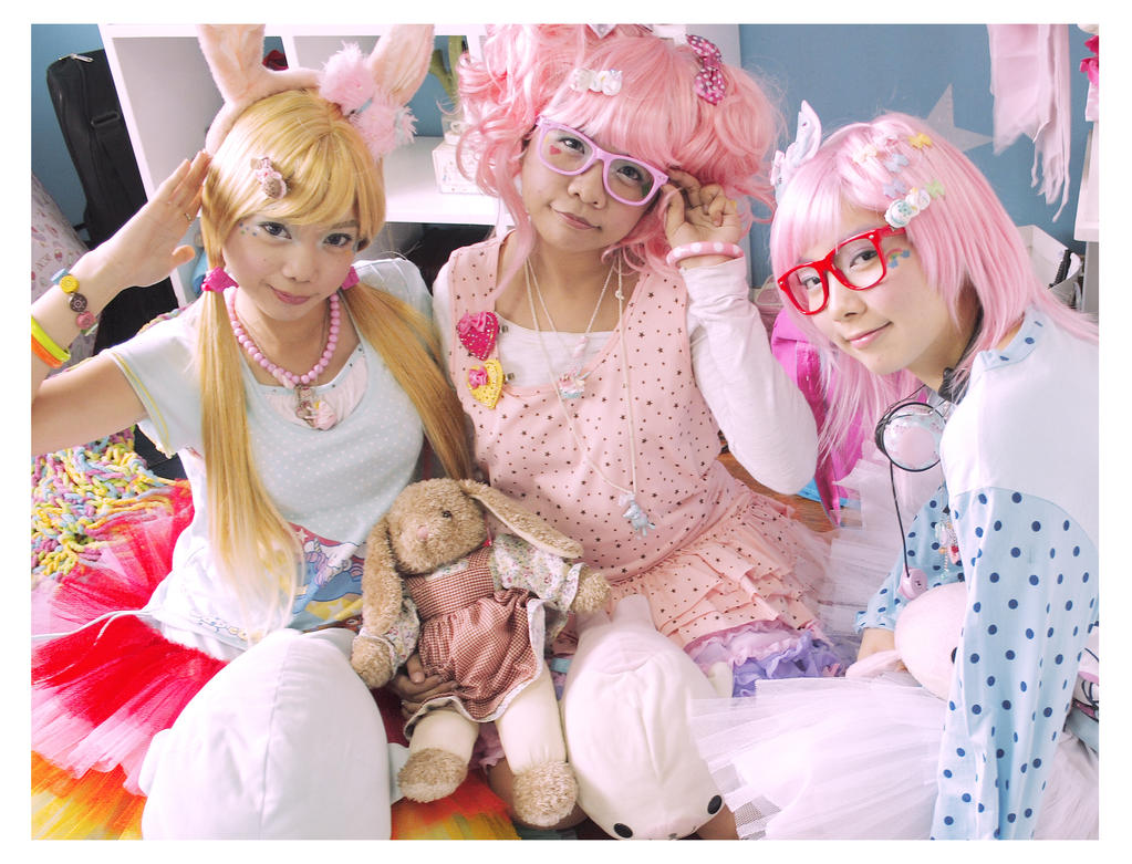 Voici le Fairy Kei ~ Welcome_to_Rainboowland_by_astral17