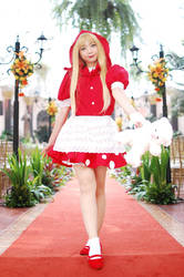 Red Riding Annie iii by sloveene