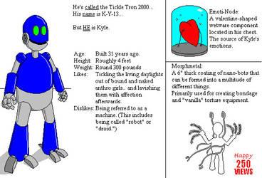 K-Y-13 by TickleTron2000